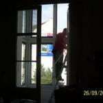 Mytí oken v kancelářích Svitav