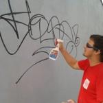 Odstranění graffiti z fasád Svitavy