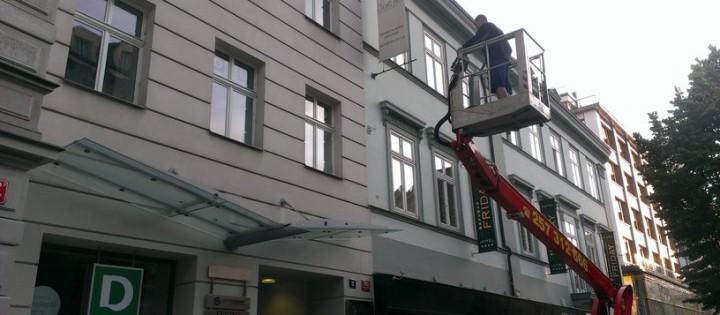 Ochranný nátěr proti plísním - dezinfekce Praha