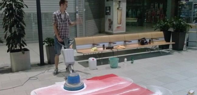 Mokré hloubkové čištění koberců v Brně