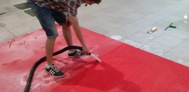 Hloubkové čištění koberců strojově Brno